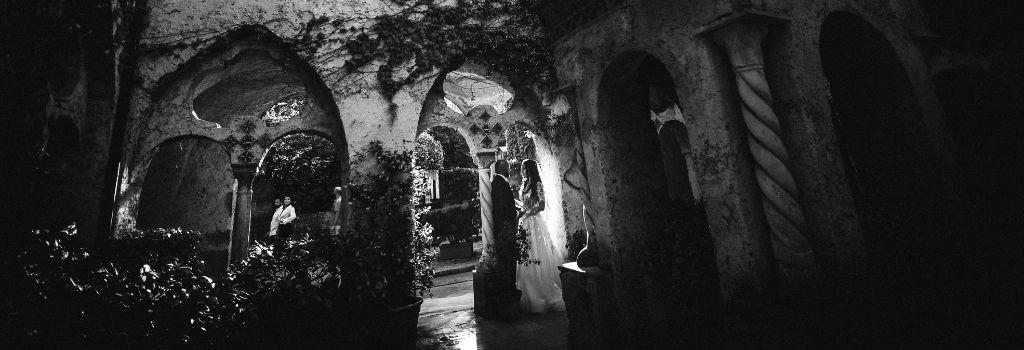foto matrimonio ravello villa cimbrone