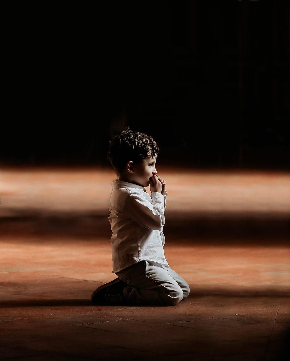 foto ritratti bambino